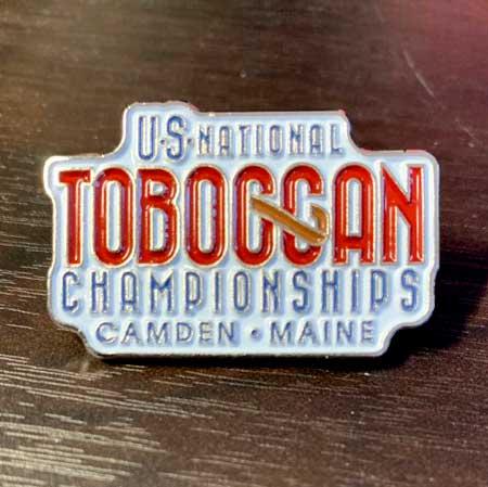 2020 Logo Pin