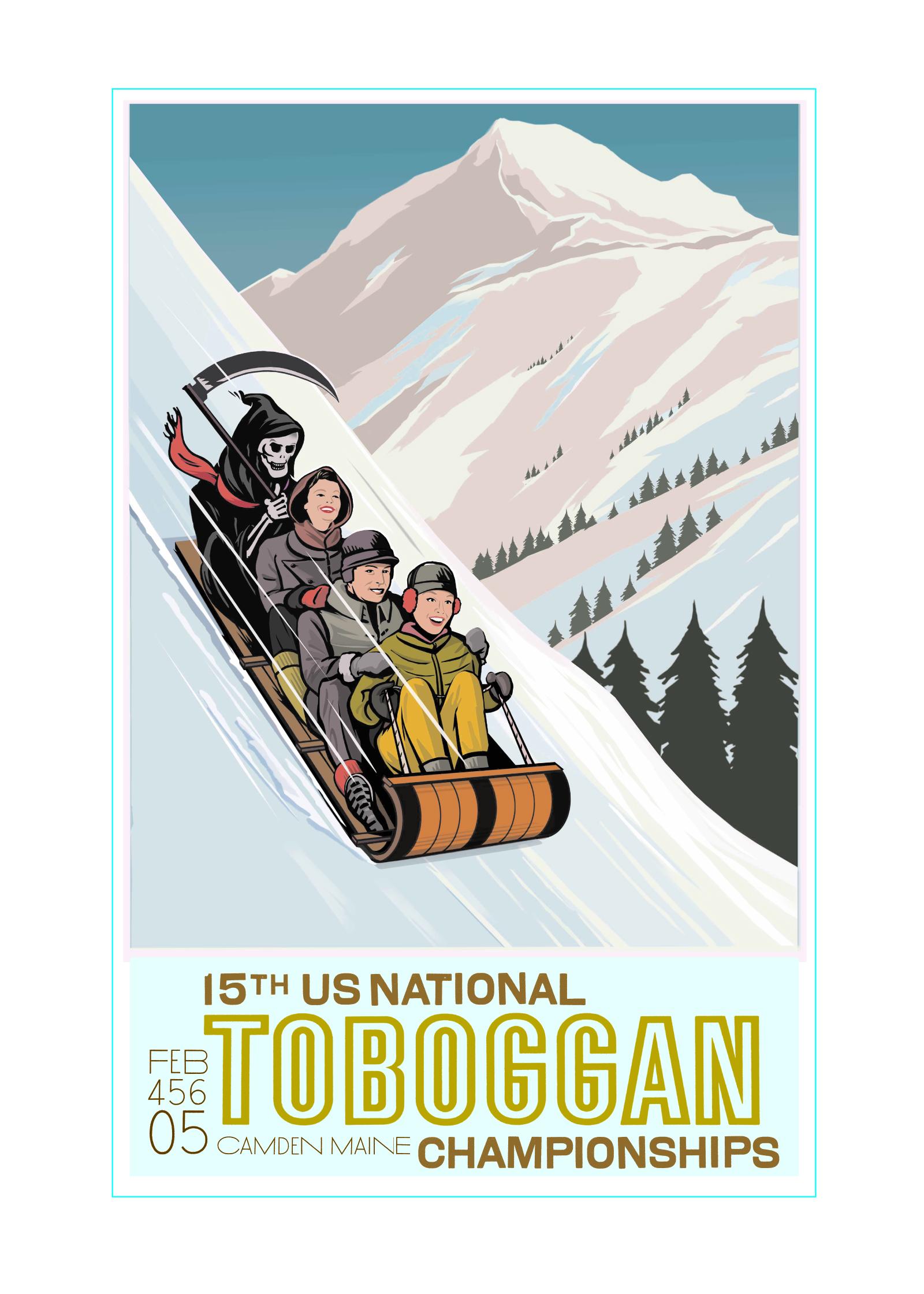 2005 Toboggan Poster